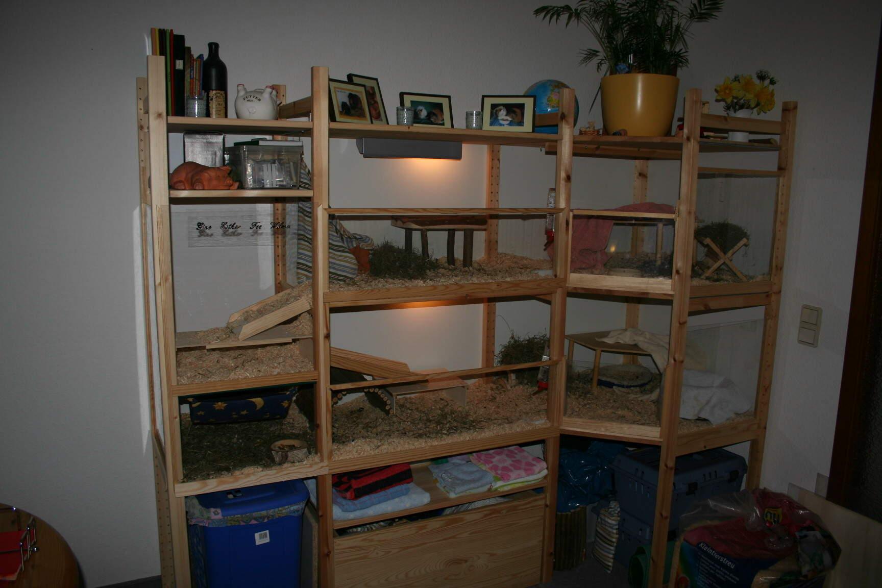 eigenbau i. Black Bedroom Furniture Sets. Home Design Ideas